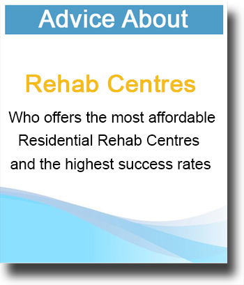 advice about alcohol addiction Rehab centres