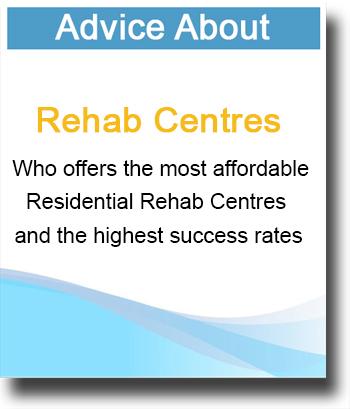 advice about alcohol addiction Rehab centres