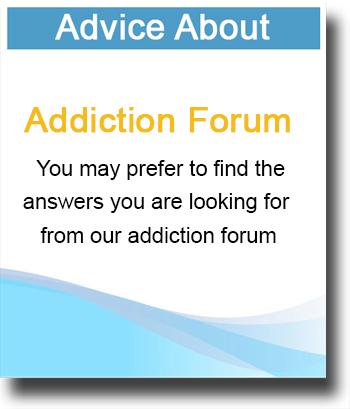 advice about alcohol addiction addiction forum