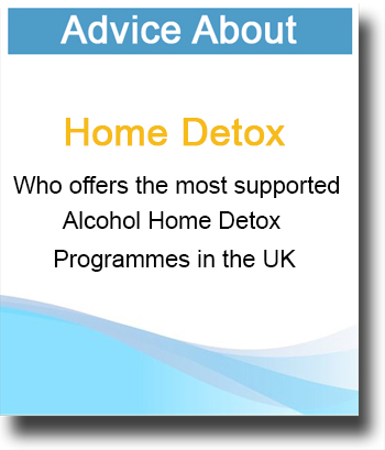 advice about alcohol addiction home detox