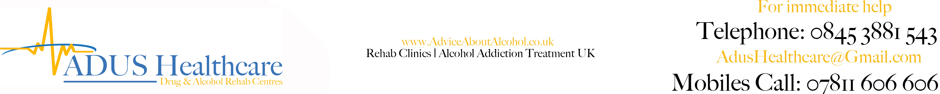ADVICE ABOUT ALCOHOL ADDICTION